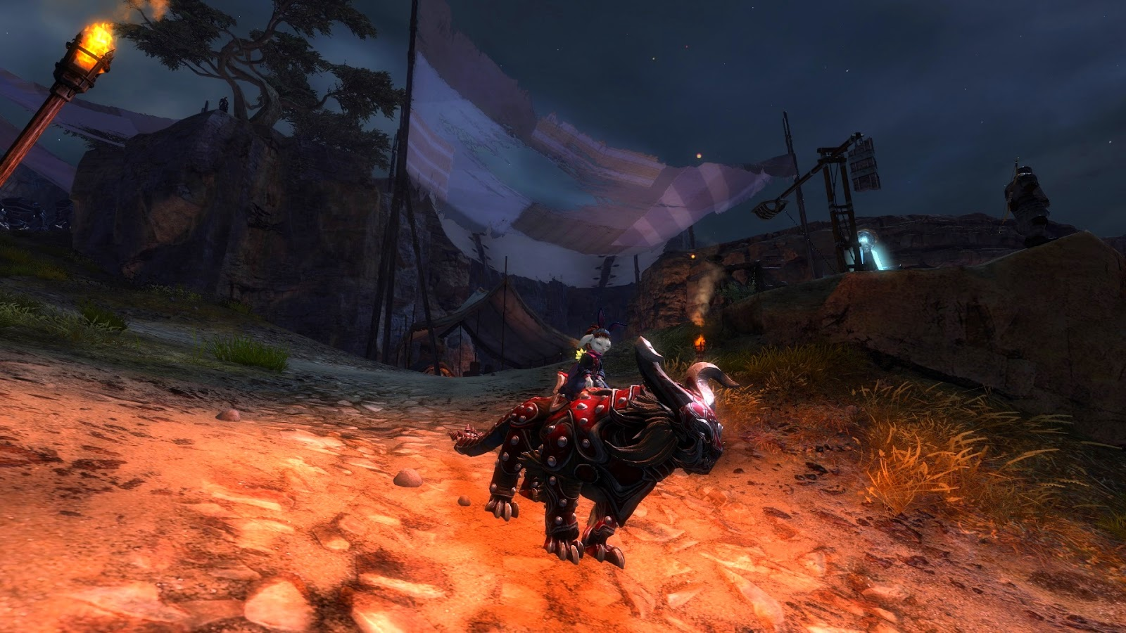 Inventory Full World Of Warclaw Gw2