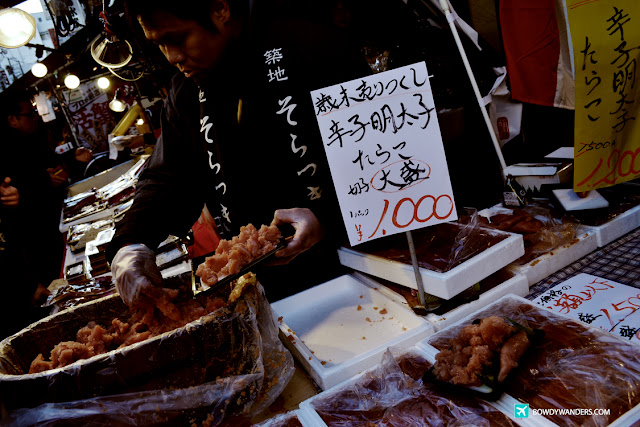bowdywanderscom Singapore Travel Blog Philippines Photo The Obligatory Tsukiji Fish Market Visit When in Tokyo, Japan