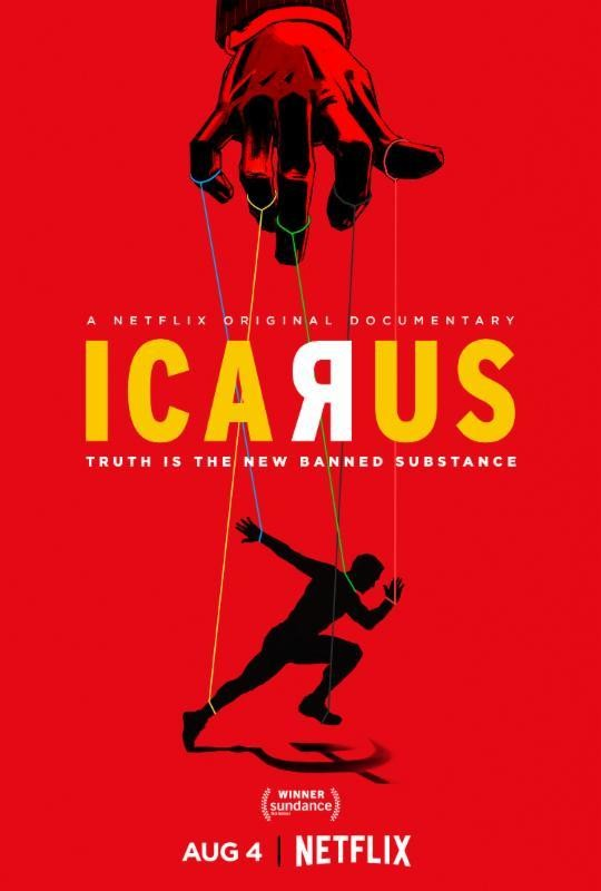 Watch Movies Icarus (2017) Online
