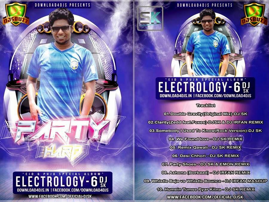 ELECTROLOGY 6 - DJ SK REMIX
