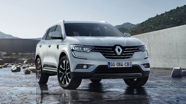 Renault to unveil new Koleos in Beijing