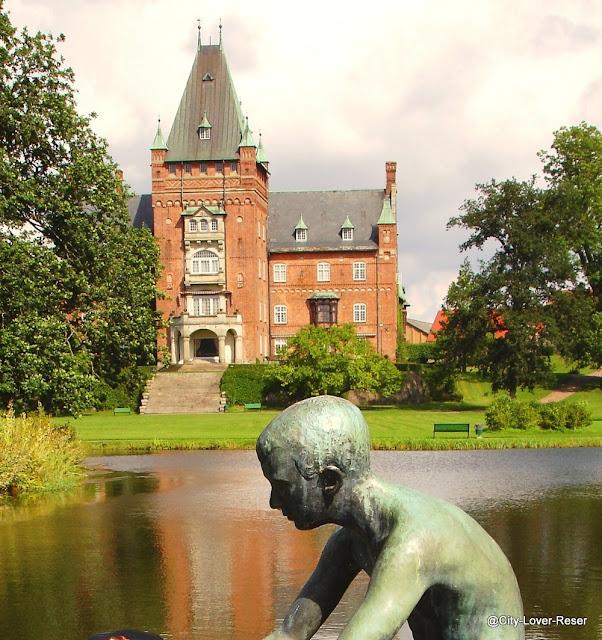 Trollenäs slott - Skåne