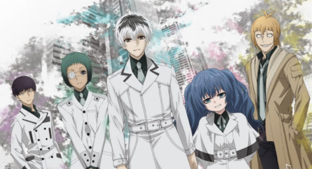 Download OST Opening Ending Anime Tokyo Ghoul:re Full Version