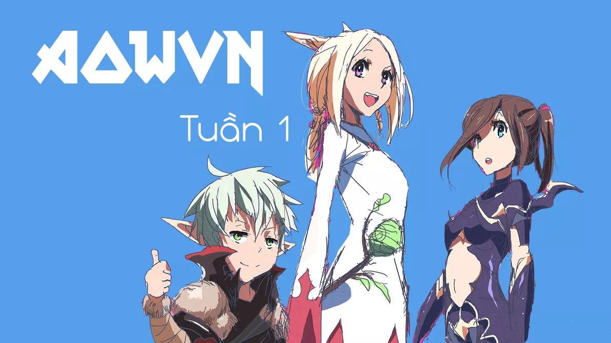 AowVN Tuan - AowVN 2018 - Sẽ Có Gì Mứi ?