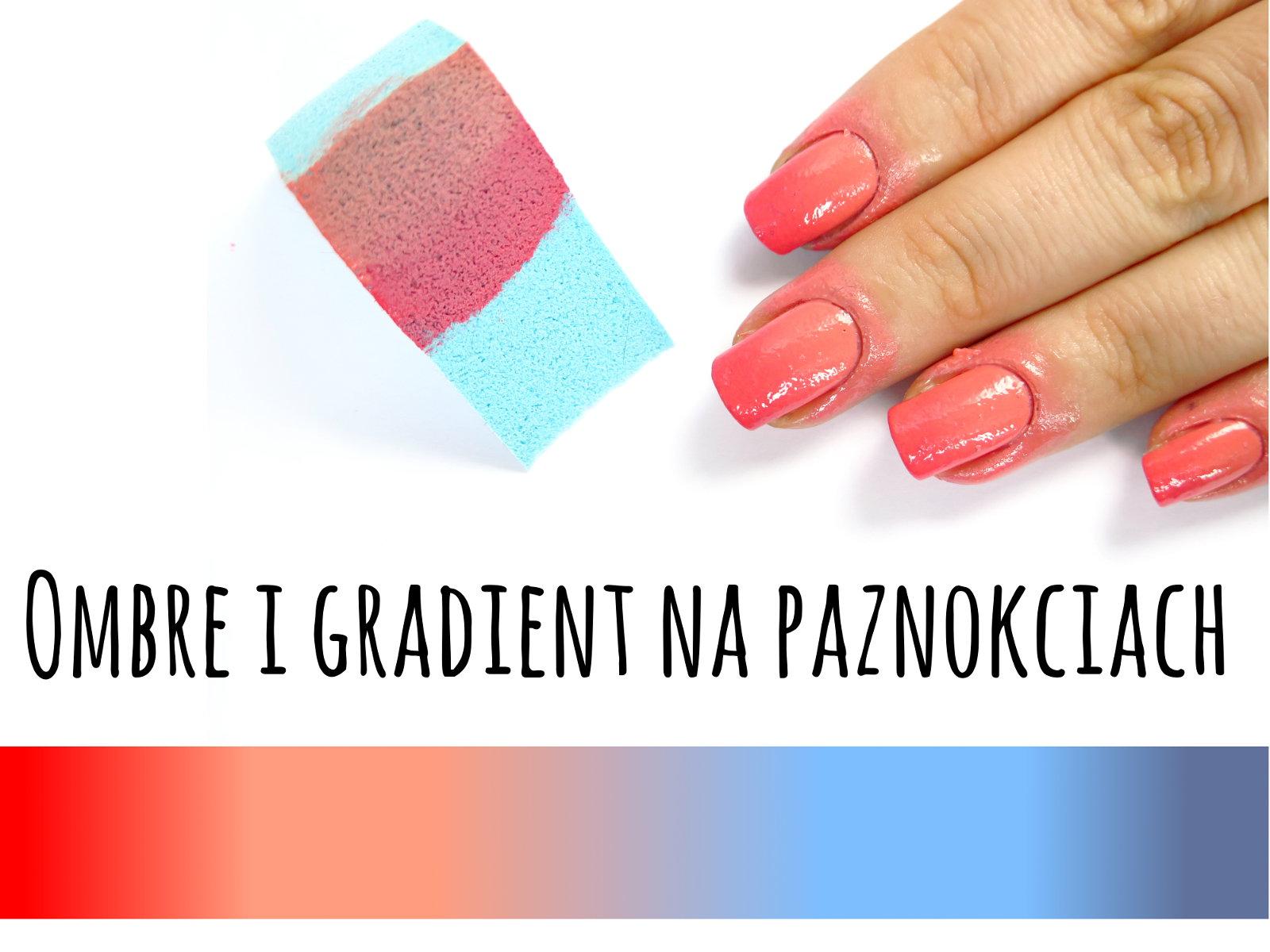 <h1>Ombre i gradient na paznokciach na kilka sposobów – wskazówki i videotutoriale</h1>