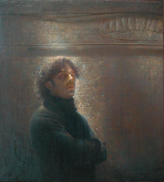 Agostino Arrivabene 1967   visionario pintor italiano