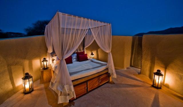 Ol Donyo Lodge, Chyulu Hills, Kenya