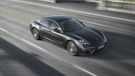 The sport car Porsche Panamera 2017 , not just new a car - CARBYCARS