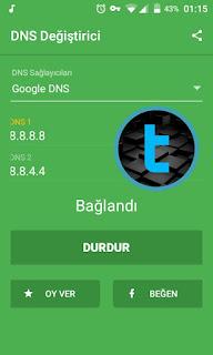 En Basit DNS Değiştirici - Android