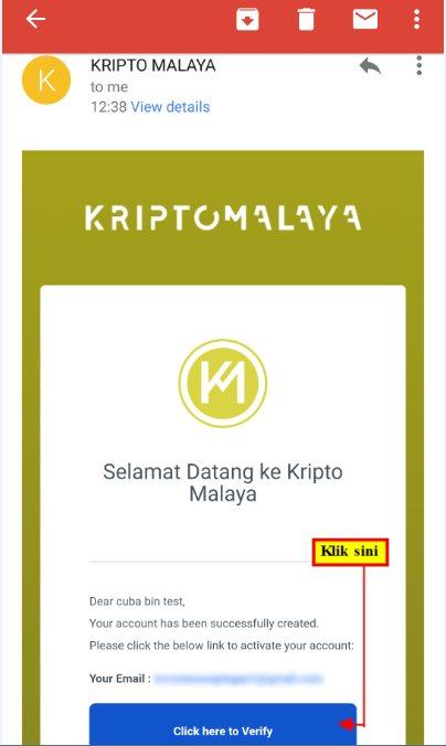 Cara Mendaftar Kripto Malaya