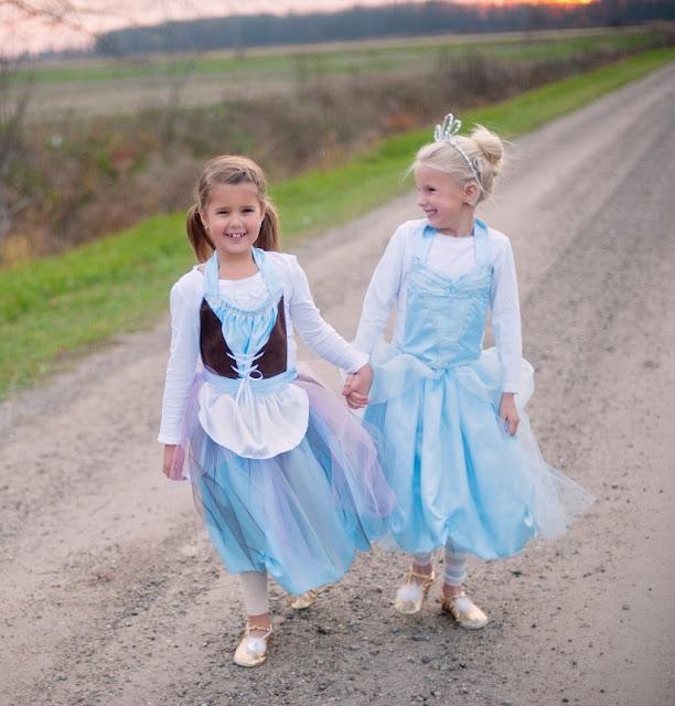 Cinderella Reversible Apron