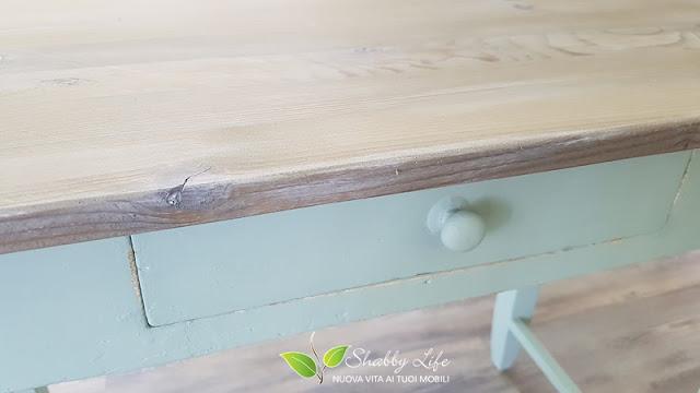 restyling tavolino