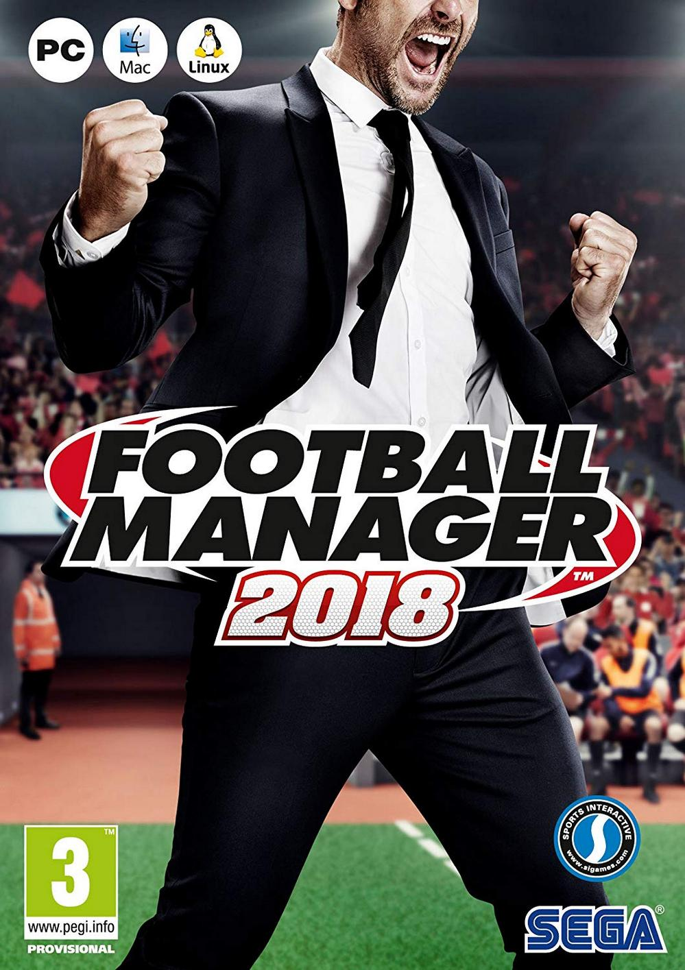 ◈ 1 LINK ISO ◈』➽ FOOTBALL MANAGER 2018 (v18 3 3) [THOR