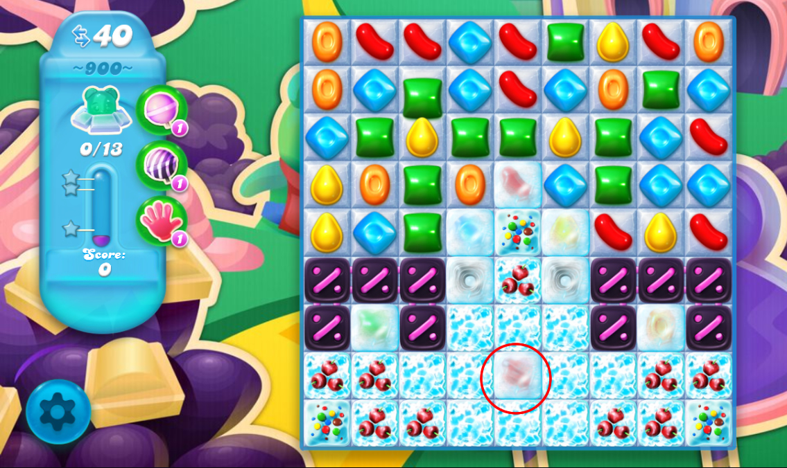 Candy Crush Soda saga Saga 900