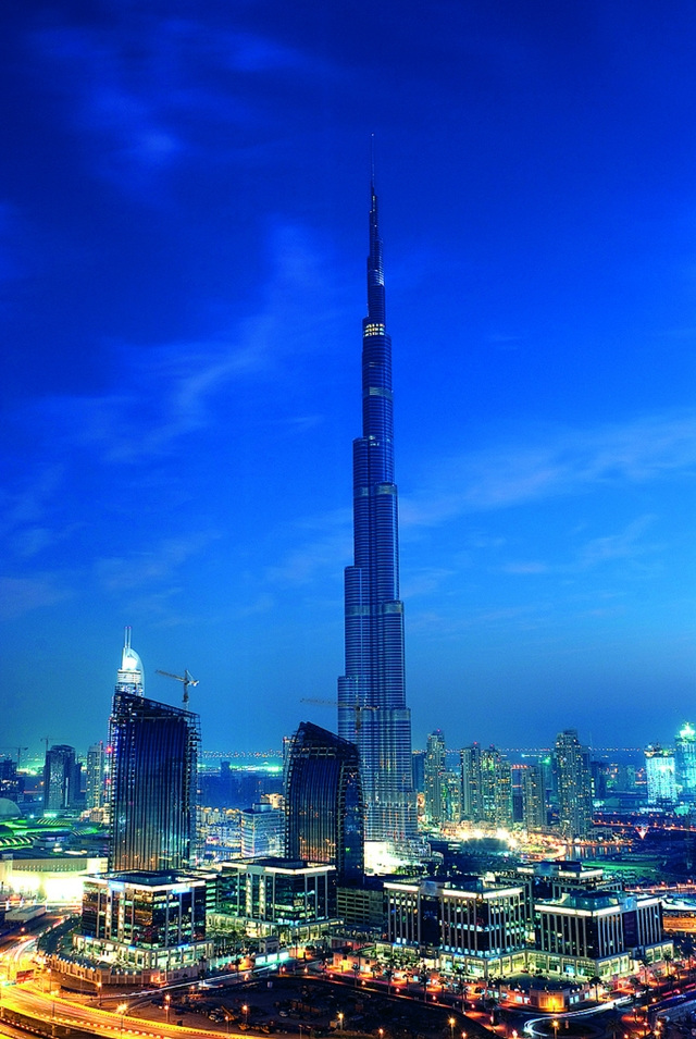 Picture of the Burj Khalifa, Dubai