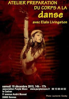 Danse Tribale Rennes Bretagne France