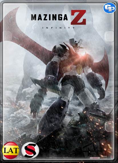 Mazinger Z: Infinity (2017) HD 1080P LATINO/JAPONES