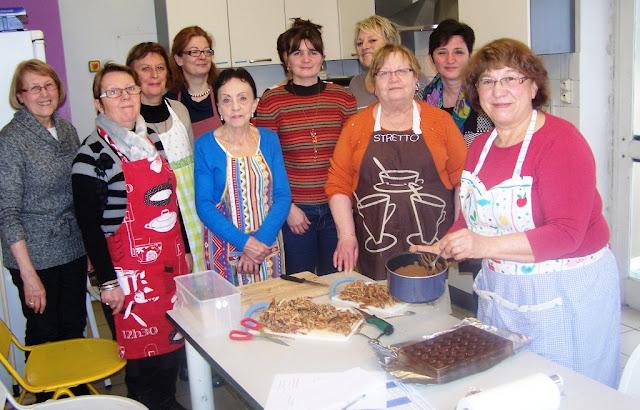 Chevigny Saint Sauveur Atelier Cuisine Au Centre Social Pierre Perret