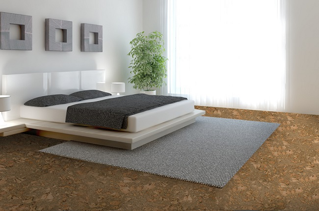 Blog Jelinek Cork - Cork flooring bedroom