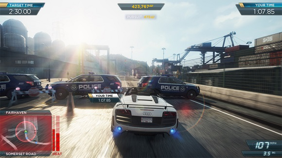 Need For Speed Most Wanted 2012 Limited Edition