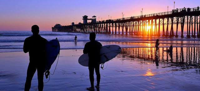 Movimentação de turistas e hospedagens no mês de maio em San Diego