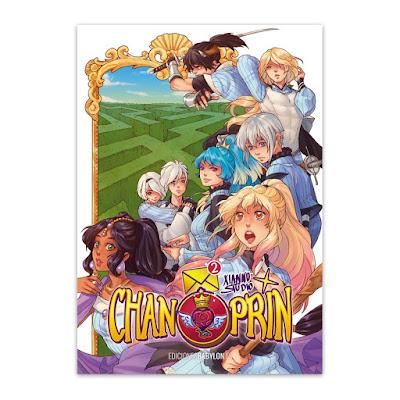 """""""Chan Prin"""" vol.2, de Xian Nu Studio"""