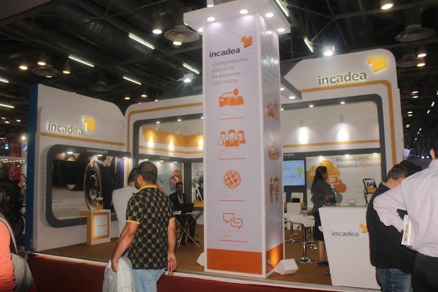 INCADEA INDIA - AUTO EXPO 2016 India Expo Center, Greater Noida