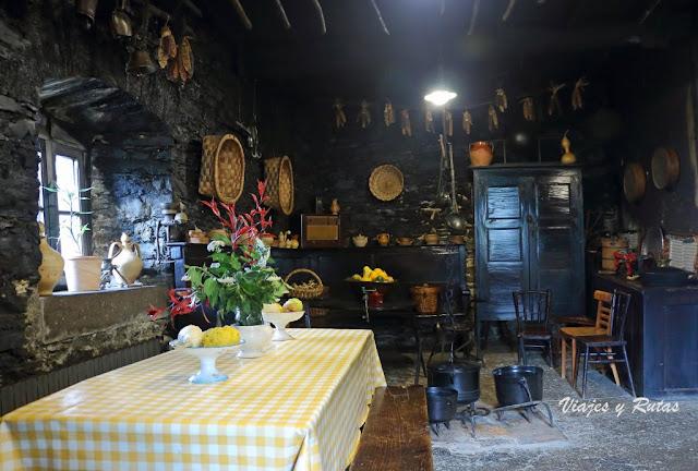 Venta la Chabola de Vallado, Cangas del Narcea
