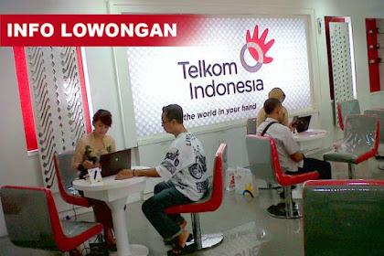 Lowongan Kerja PT Telkom, Ayo Segera Daftar !