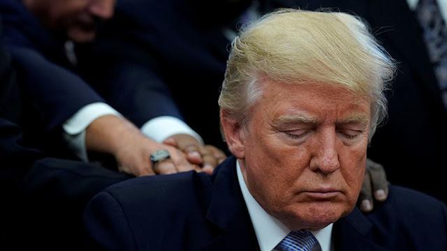 "Un libro denuncia un ""complot"" del 'Estado en la sombra' para derrocar a Donald Trump"