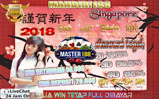 Prediksi Togel Online Singapore Tanggal 01 Maret 2018 Kamis