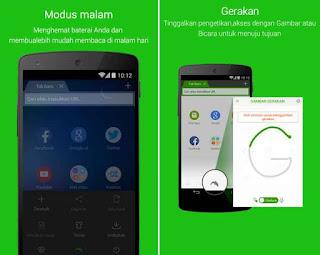 5 Browser Android Terbaik Paling Cepat dan Ringan