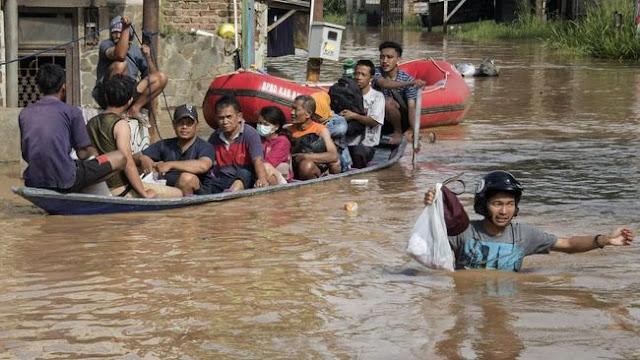 10 Penyebab Terjadinya Banjir yang Sering Diacuhkan Masyarakat