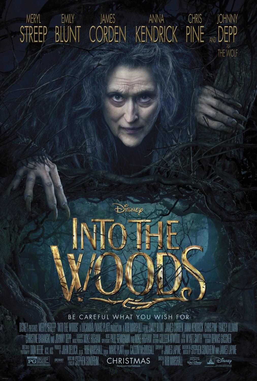 Nonton Film Into the Woods (2014)