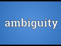 Structural Ambiguity dalam Pembelajaran Bahasa Inggris