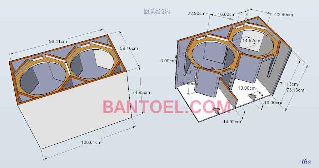 Kumpulan Skema Box Speaker 18 untuk Subwoofer Lapangan