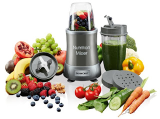 Blender Nutrition Mixer 700 W Silvercrest z Lidla
