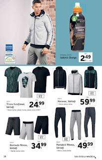 CATALOG LIDL 7 ianuarie - 13 ianuarie 2019 haine sport barbati
