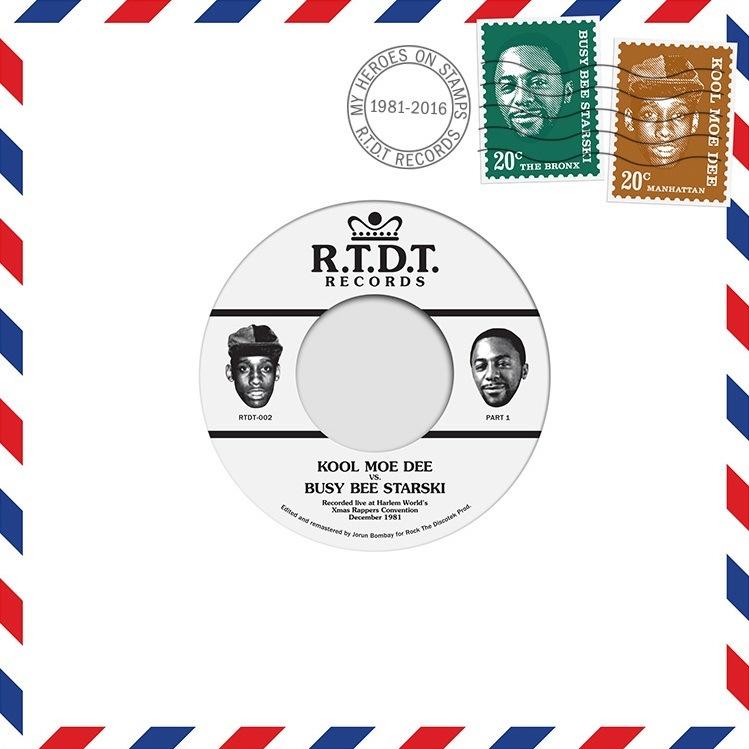 Rock The Discotek: RTDT-002 ft. Kool Moe Dee & Busy Bee ...