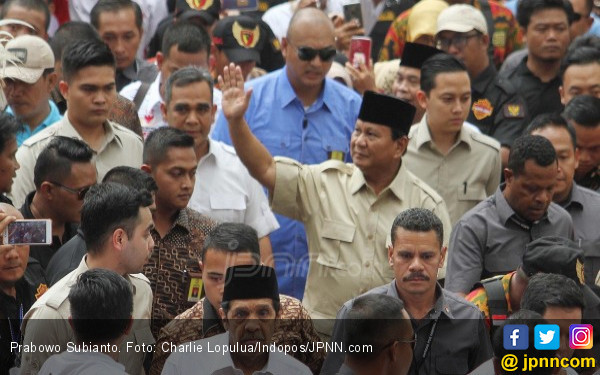 Itong Honorer K2: Semoga Prabowo Raih Kemenangan Sejati