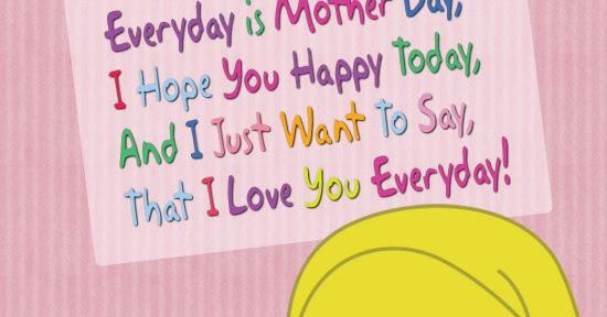Kata Kata Ultah Buat Mama Dalam Bahasa Inggris