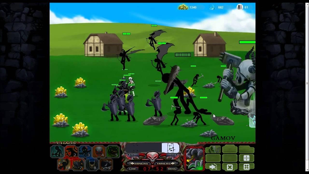 Stick War Hacked