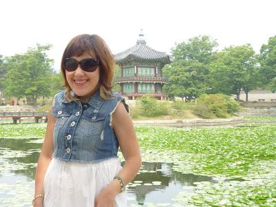 visite Palais Gyeongbokgung Séoul Corée du Sud