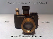 WW-II AIR PHOTO CAMERA