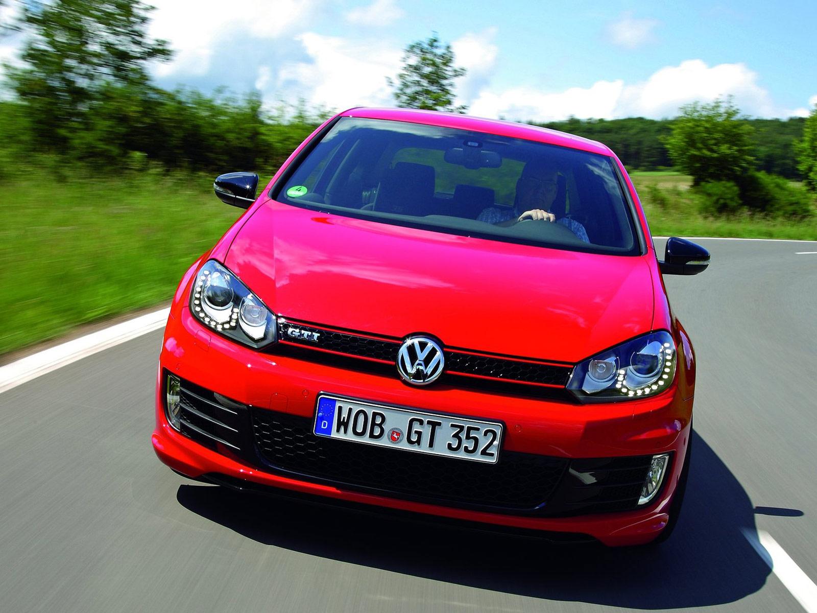 2011 Volkswagen Golf Gti Edition 35 Car Wallpaper