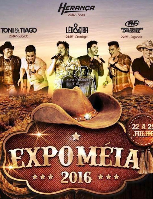 Iretama: Vem aí a Expoméia 2016!!