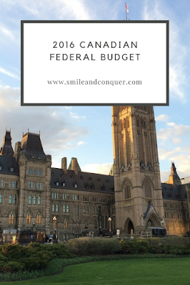 2016 Canadian Federal Budget