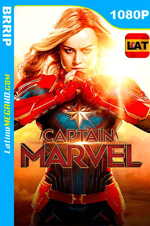 Capitana Marvel (2019) Latino HD 1080P - 2019