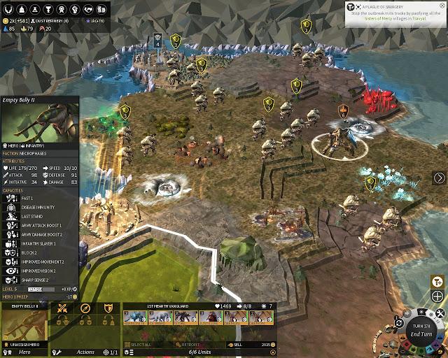Endless Legend | Quest Location