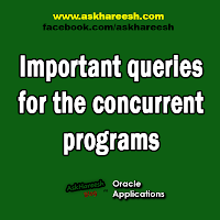 Important queries for the concurrent programs, www.askhareesh.com